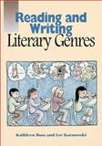 Reading and Writing Literary Genres, Buss, Kathleen and Karnowski, Lee, 0872072576