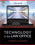 Technology in the Law Office, Goldman, Thomas, 0133802574