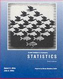 Statistics, Witte, Robert S. and Witte, John S., 0155062573