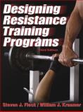 Designing Resistance Training Programs, Fleck, Steven J. and Kraemer, William J., 0736042571