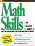 Math Skills for College Students, Robinovitz, Judith, 0130802573