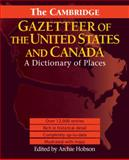 The Cambridge Gazetteer of the USA and Canada : A Dictionary of Places, , 1107402573