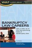 Vault Guide to Bankruptcy Law Careers, Seth A. Stuhl, 1581312571