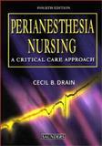 PeriAnesthesia Nursing 9780721692579