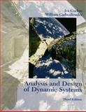 Analysis and Design of Dynamic Systems, Cochin, Ira and Plass, Harold J., 0673982580
