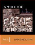 Encyclopedia of Crime and Punishment, , 076192258X