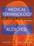 Medical Terminology for Health Professions, Ehrlich Schroeder Staff and Ehrlich, Ann, 1418072583