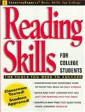 Reading Skills for College Students, Chesla, Elizabeth L., 0130802581