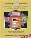 Teaching and Learning at a Distance 9780137692583