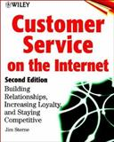 Customer Service on the Internet, Jim Sterne, 0471382582