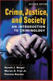 Crime, Justice, and Society 9781588262585