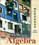 Elementary Algebra, McKeague, Charles P., 0030262585