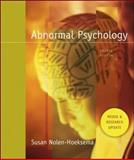 Abnormal Psychology : Media and Research Update, Nolen-Hoeksema, Susan, 0073382582
