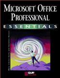 Microsoft Office Professional Essentials 9780789702586
