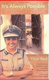It's Always Possible, Kiran Bedi, 0893892580