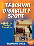 Teaching Disability Sport 2nd Edition