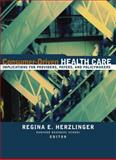 Consumer-Driven Health Care : Implications for Providers, Payers, and Policy-Makers, Herzlinger, Regina E., 0787952583