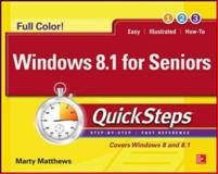 Windows 8. 1 for Seniors, Marty Matthews, 0071832580