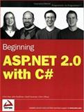 Beginning ASP. NET 2. 0 with C#, Chris Hart and John Kauffman, 0470042583