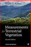 Measurements for Terrestrial Vegetation, Charles D. Bonham, 0470972580