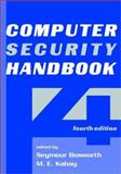 Computer Security Handbook, Seymour Bosworth, Michel E. Kabay, 0471412589