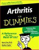 Arthritis for Dummies, Barry Fox and Nadine Taylor-Fox, 0764552589