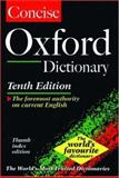 The Concise Oxford Dictionary, Judy Pearsall, 0198602596