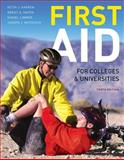 First Aid for Colleges and Universities, Karren, Keith J. and Hafen, Brent Q., 0321732596