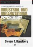Handbook of Research Methods in Work and Organizational Psychology, , 0631222596
