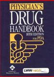 Physician's Drug Handbook for PDA, Springhouse Publishing Company Staff, 1582552592