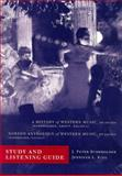 A History of Western Music, Burkholder, J. Peter and King, Jennifer L., 0393932591