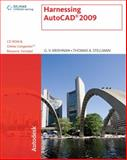 Harnessing AutoCAD 2009, Krishnan, G. V. and Stellman, Thomas A., 1435402596