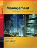 Management : Challenges for Tomorrow's Leaders, Lewis, Pamela S. and Goodman, Stephen H., 0324302592