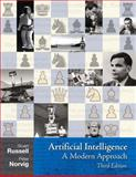 Artificial Intelligence : A Modern Approach, Russell, Stuart and Norvig, Peter, 0136042597