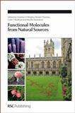 Functional Molecules from Natural Sources, Royal Society of Chemistry Staff, 1847552595