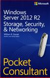 Windows Server 2012 R2 : Storage, Security, and Networking, Stanek, William R., 0735682593