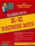 E-Z Business Math 4th Edition