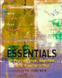 Essentials of Precalculus, Algebra and Triganometry, Christy and Rosenfeld, 0536002606