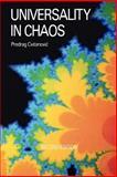 Universality in Chaos, Cvitanovic, Predrag, 0852742606