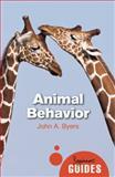 Animal Behavior, John Byers, 1780742606