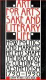 Art for Art's Sake and Literary Life, Gene H. Bell-Villada, 0803212607