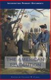 The American Revolution, Charles W. Carey, 0737722606