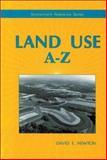 Land Use A-Z, David E. Newton, 0894902601