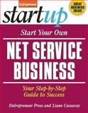 Start Your Own Net Services Business, Entrepreneur Press Staff, 1599182602