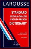 Larousse Standard French-English, English-French Dictionary, Larousse Staff, 2034202600