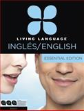 Living Language English for Spanish Speakers, Erin Quirk, 0307972607