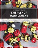 Introduction to Emergency Management, Prater, Carla and Lindell, Michael K., 0471772607