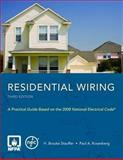 Residential Wiring, Stauffer, H. Brooke and Rosenberg, Paul A., 0763752606