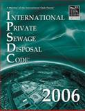 International Private Sewage Disposal Code, International Code Council, 1580012604