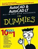 AutoCAD and AutoCAD LT All-in-One Desk Reference for Dummies®, David Byrnes and Lee Ambrosius, 0471752606